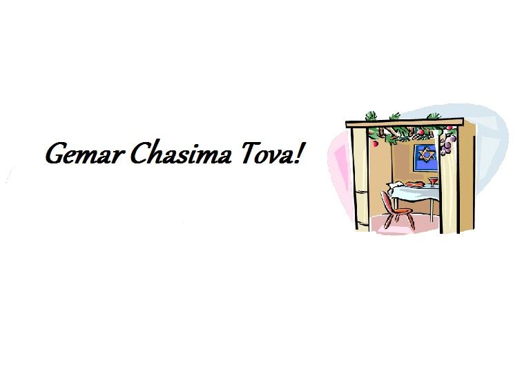 Popcorn, Yomim Tovim, Yomim Tovim and More Yomim Tovim!